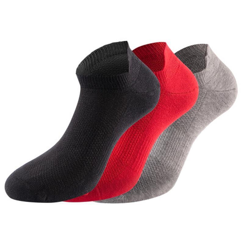 Lenz Unisex Sneakersocken Sneakers 3 Paar