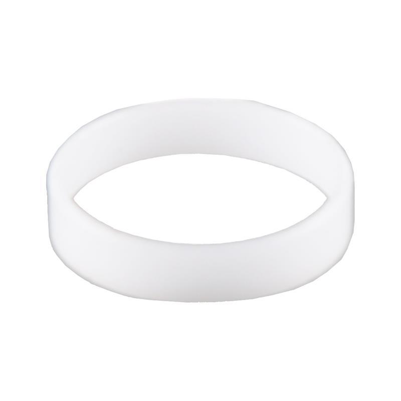 Lezyne Buchsenmanchettenhülle Piston Cup Sleeve, Weiß
