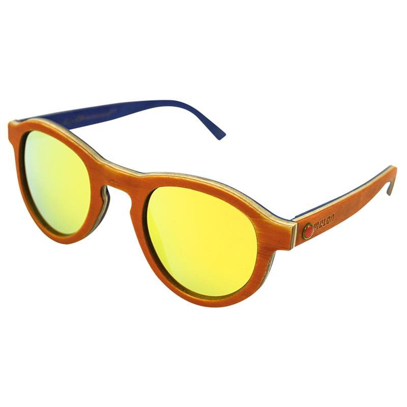 Melon Unisex Sonnenbrille Kanadischer Ahorn