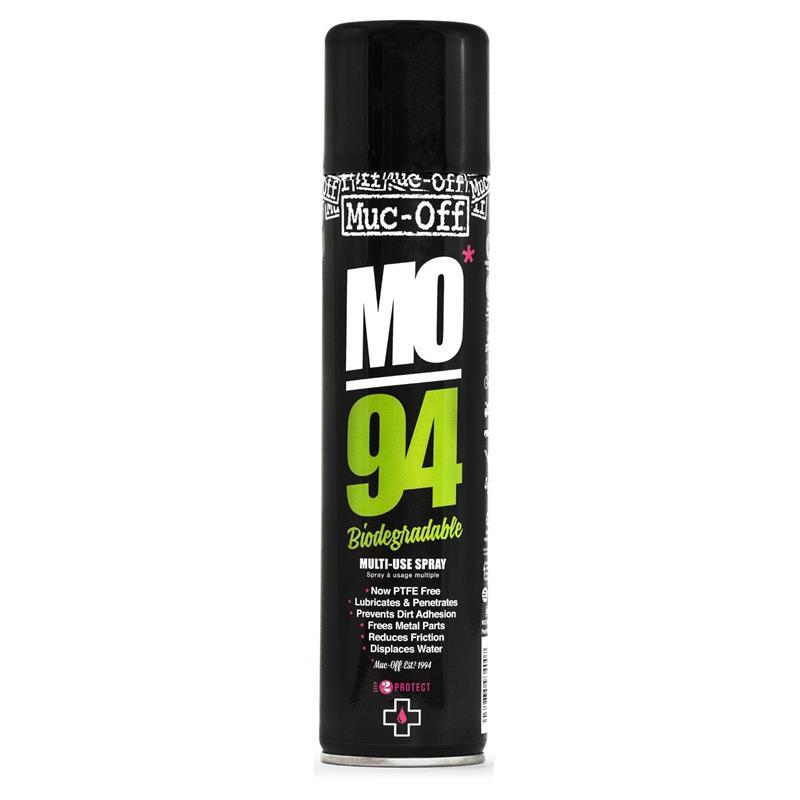 Muc Off Fahrradreiniger Set Wash, Protect & Dry Lube Kit 3-teilig