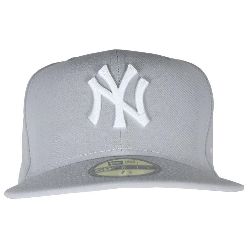 New Era Unisex Baseball Cap New York Yankees, Grau