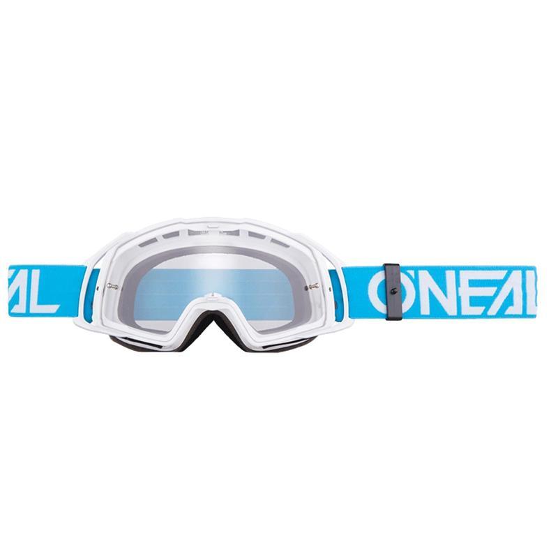 O'Neal Crossbrille B-20 Goggle Flat Clear