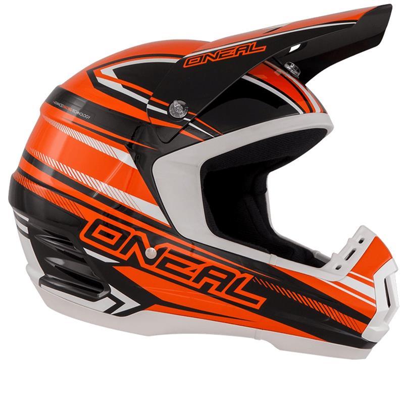 O'Neal Crosshelm 2Series Holeshot, Orange