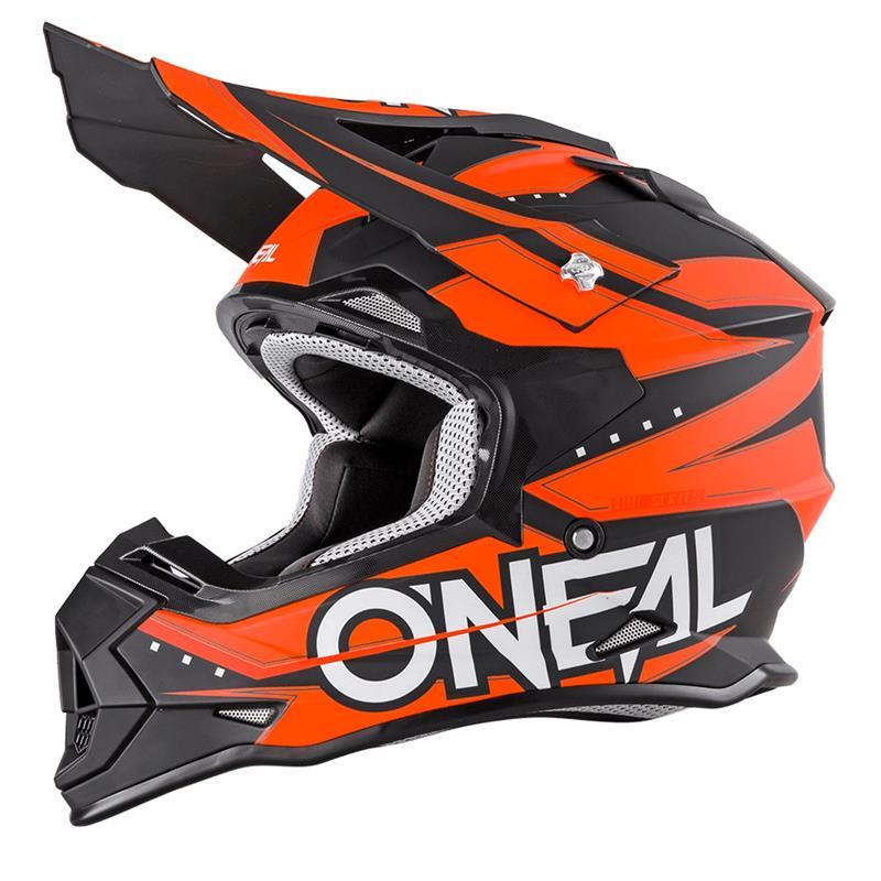 O'Neal Crosshelm 2SRS RL Slingshot, Orange