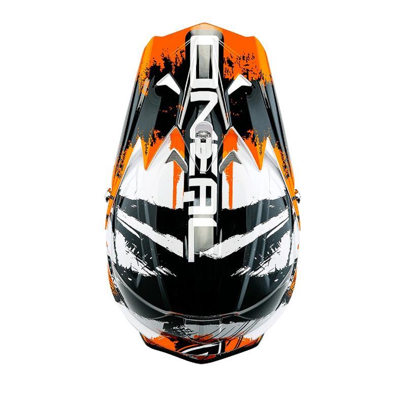 O'Neal Crosshelm 3Series Shocker, Orange