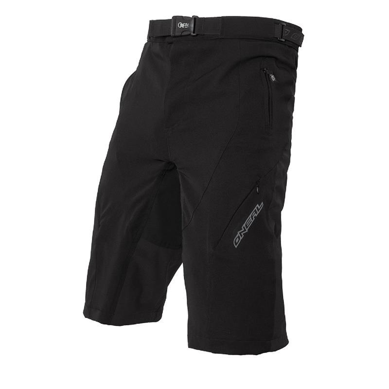 O'NEAL Herren Downhill Shorts All Mountain Mud Cargo, Schwarz