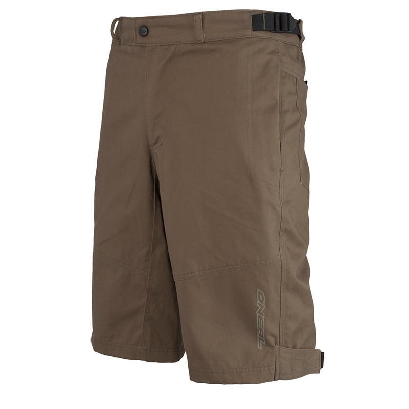 O'Neal Herren Shorts All Mountain Cargo, Braun
