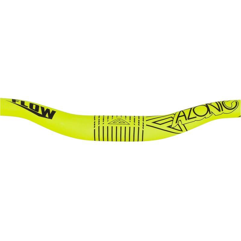 Azonic Fahrradlenker Flow Handlebar 31,8 mm / 800 mm, Gelb
