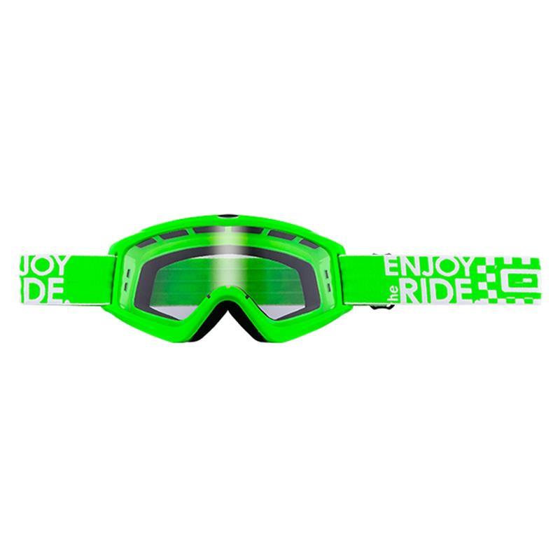 O'NEAL Crossbrille B-Zero Goggle Clear