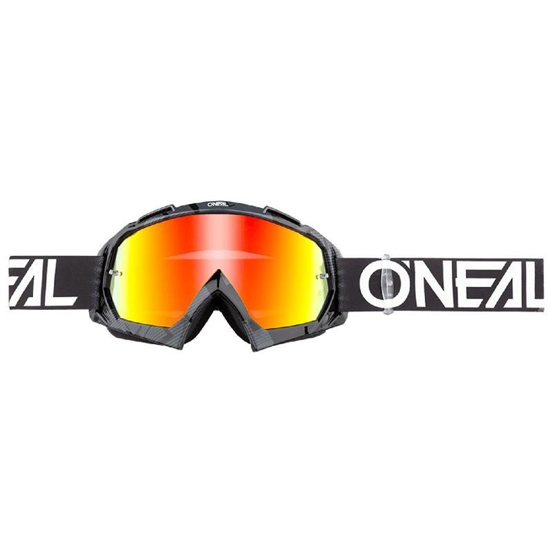 O'NEAL Crossbrille B-10 Goggle Pixel Radium