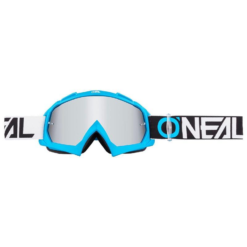 O'Neal Crossbrille B-10 Goggle Twoface Mirror