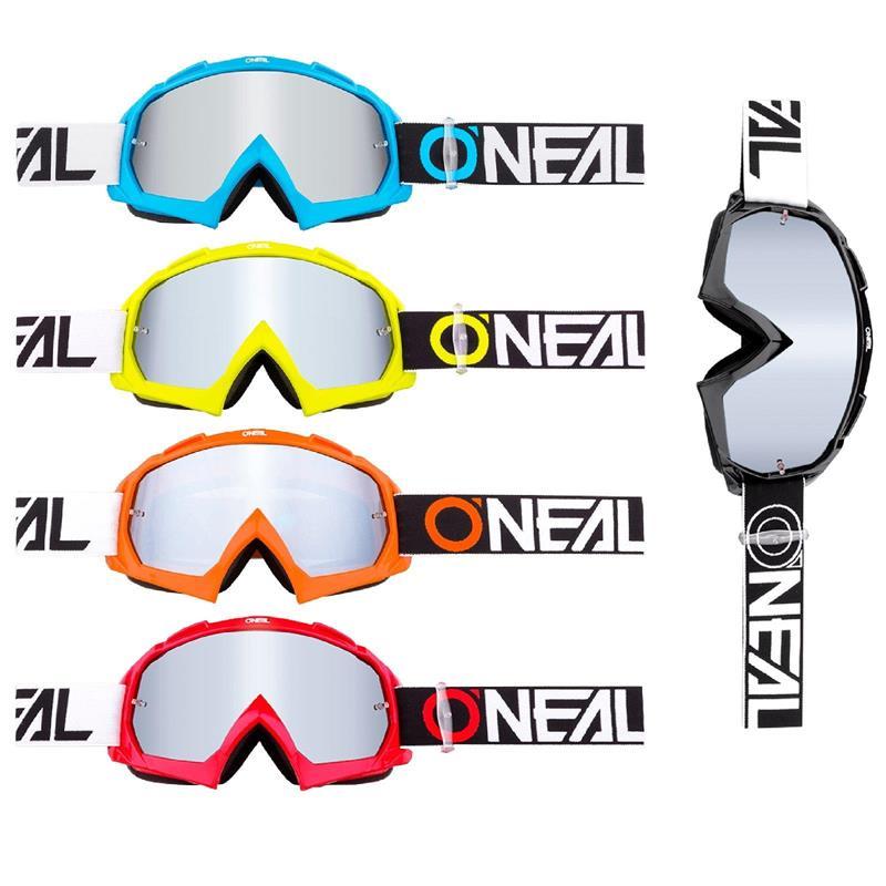 O'NEAL Crossbrille B-10 Goggle Twoface