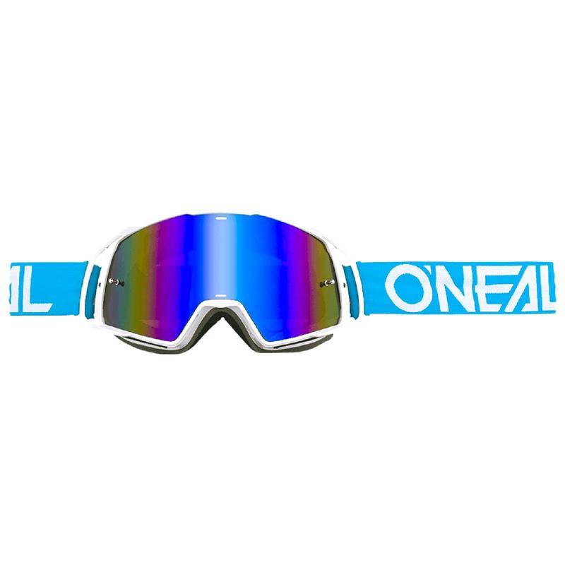 O'NEAL Crossbrille B-20 Goggle Flat Radium