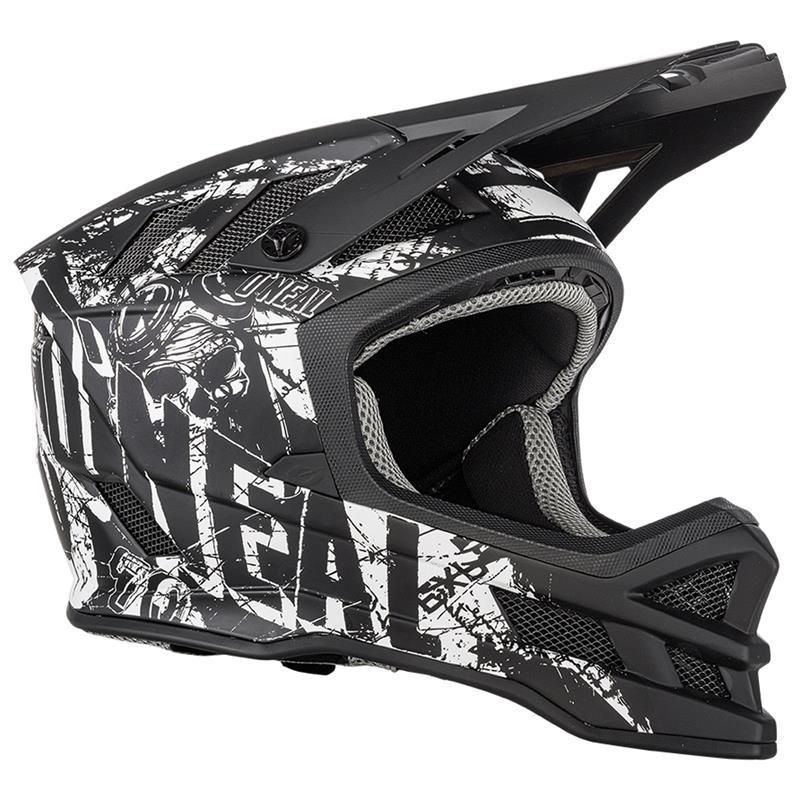 O'Neal Fullfacehelm Blade Rider, Schwarz
