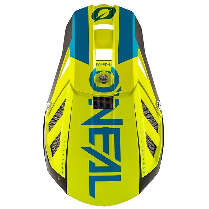 O'NEAL Fullfacehelm Blade Synapse IPX, Gelb