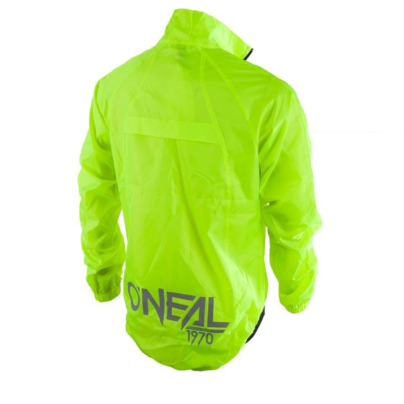 O'Neal Unisex Regenjacke Breeze, Gelb