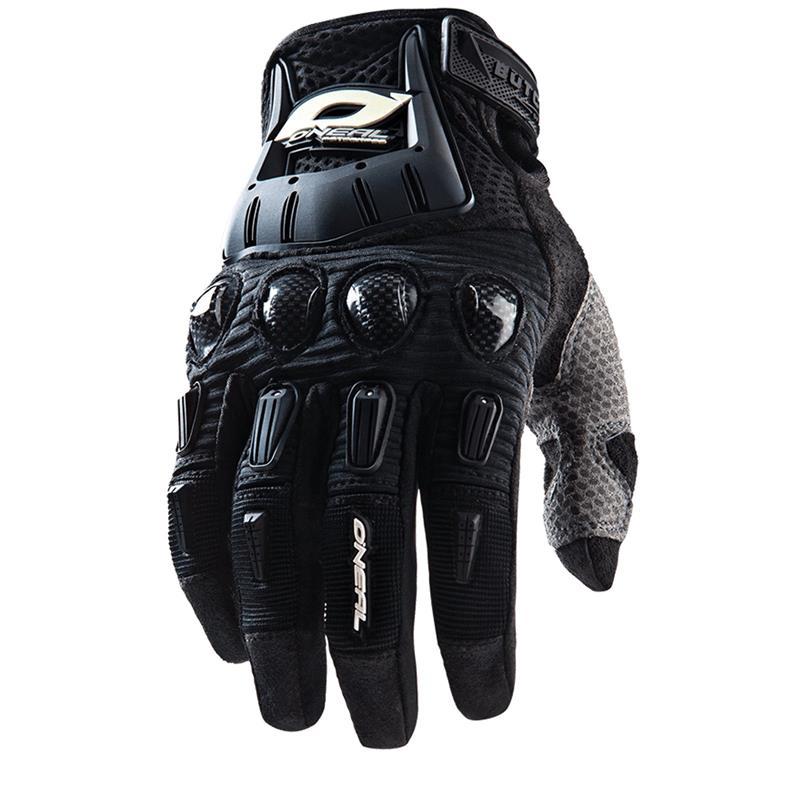 O'NEAL Unisex Handschuhe Butch Carbon, Schwarz