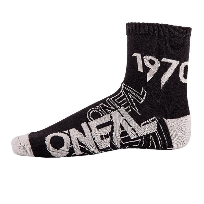 O'NEAL Unisex Socken Crew Socken, Grau