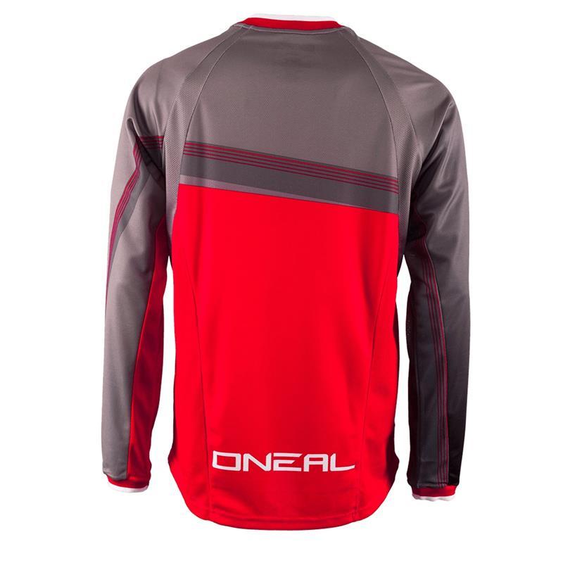 O'Neal Herren Trikot Langarm Element FR, Rot