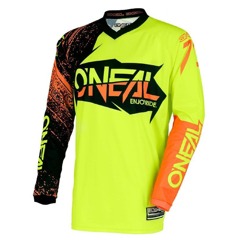 O'Neal Herren Jersey Element Burnout
