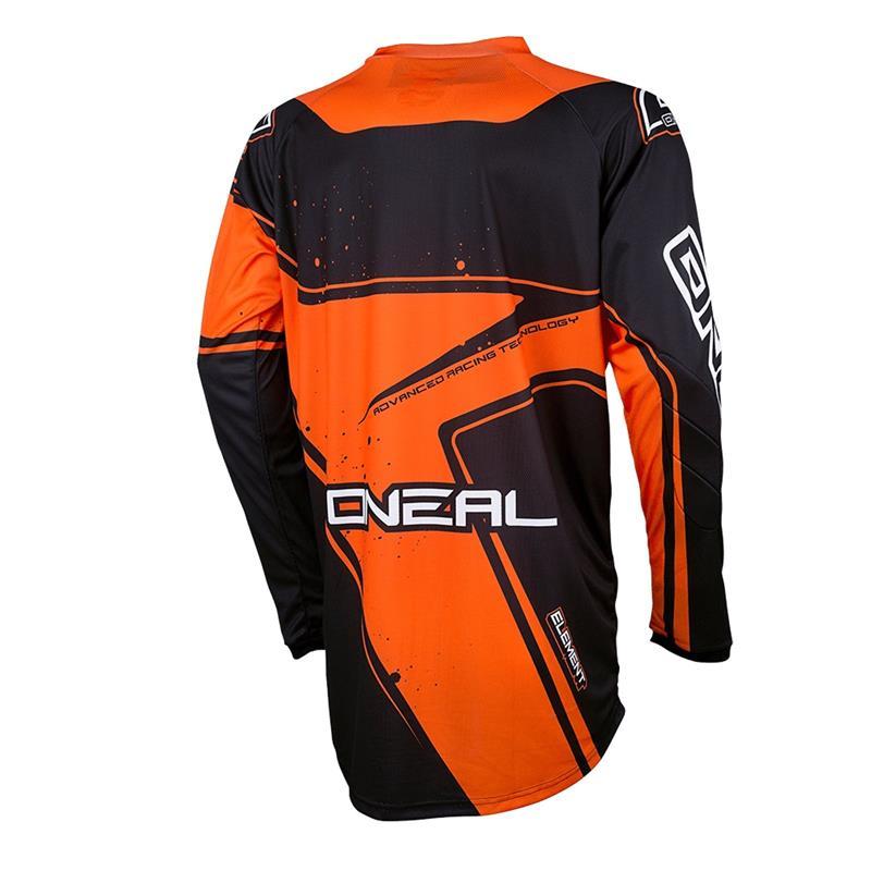 O'NEAL Kinder Jersey Element Racewear Youth, Orange