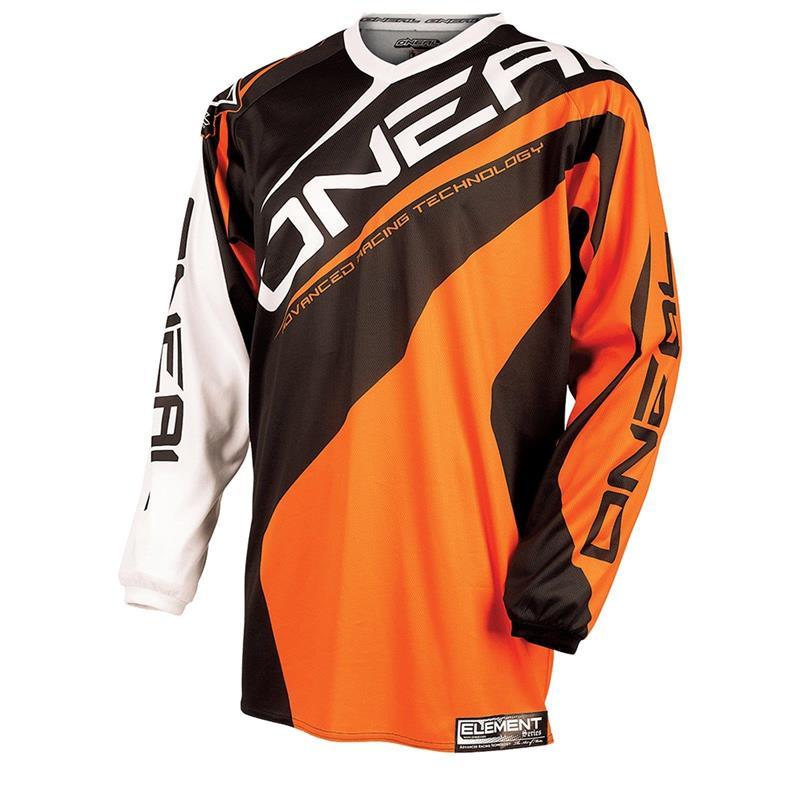 O'NEAL Herren Jersey Element Racewear, Orange