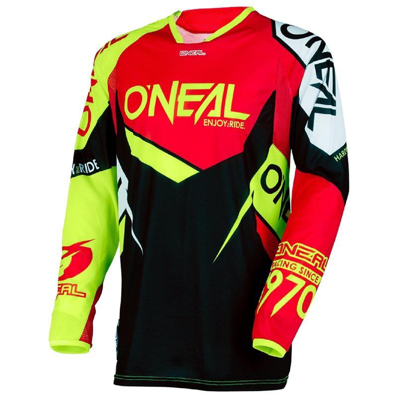 O'Neal Herren Jersey Hardwear Flow True