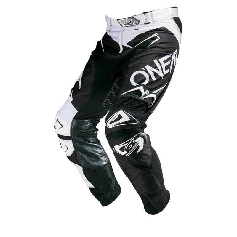 O'Neal Herren Motocross Hose Hardwear Flow, Schwarz