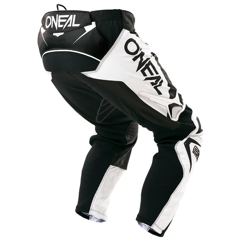 O'NEAL Herren Motocross Hose Hardwear Flow True, Weiß