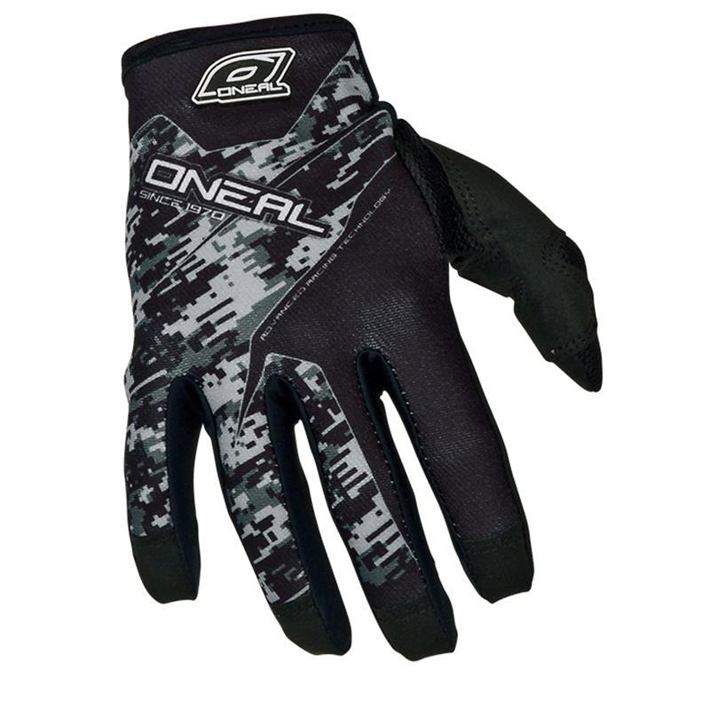 O'Neal Unisex Handschuhe Jump Digi Camo, Schwarz
