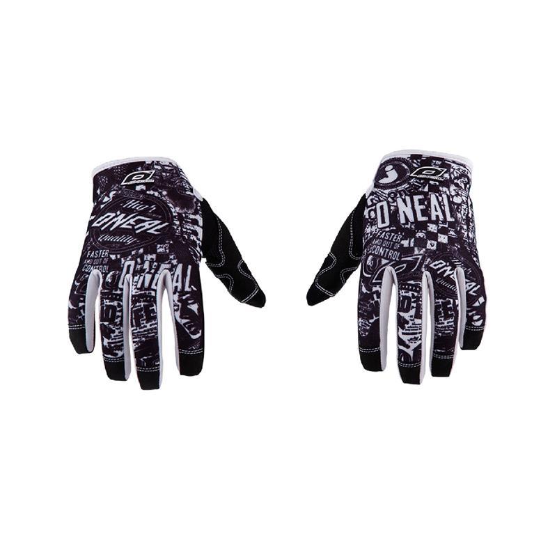 O'Neal Unisex Handschuhe Jump Wild, Schwarz