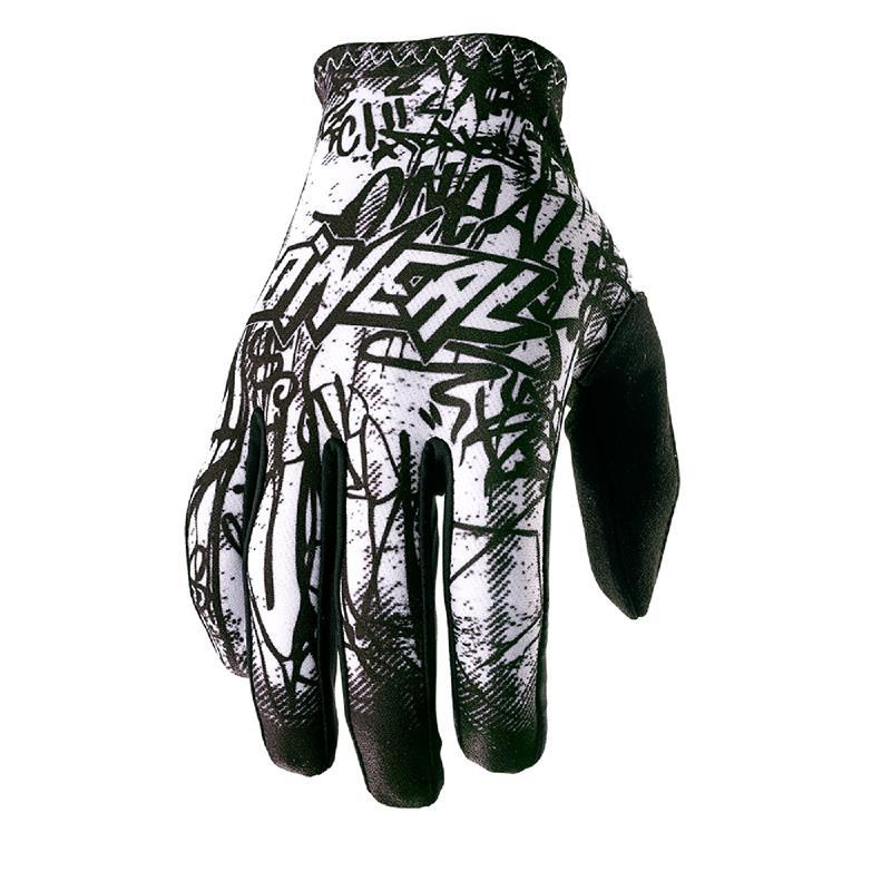 O'Neal Unisex Handschuhe Matrix Vandal, Weiß