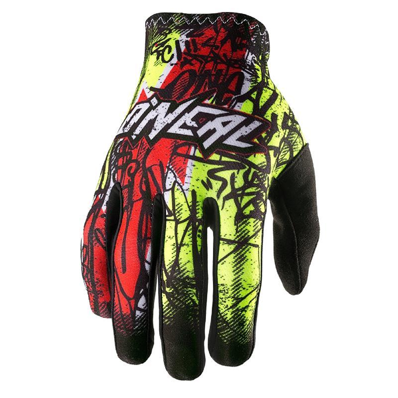O'NEAL Unisex Handschuhe Matrix Vandal, Gelb