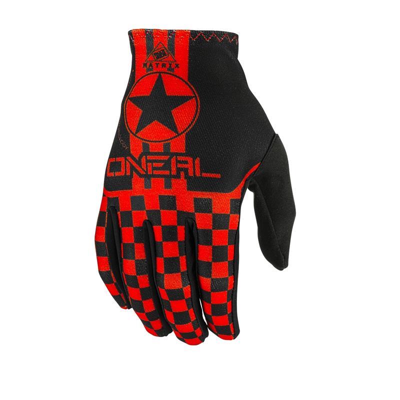 O'Neal Unisex Handschuhe Matrix Wingman, Rot