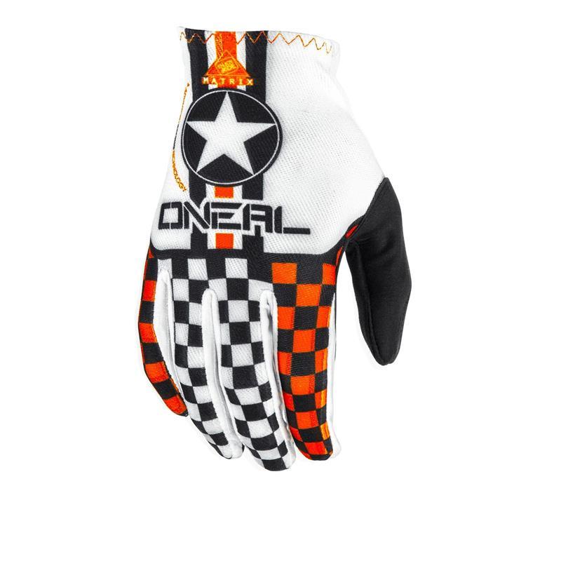 O'Neal Kinder Handschuhe Matrix Wingman Youth, Orange