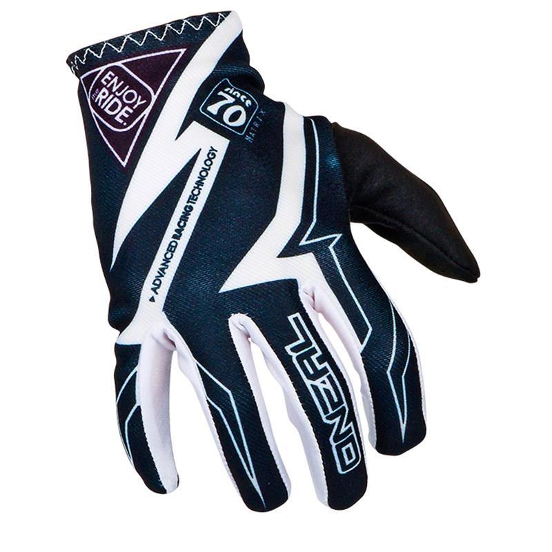 O'Neal Kinder Handschuhe Matrix Racewear Youth, Weiß