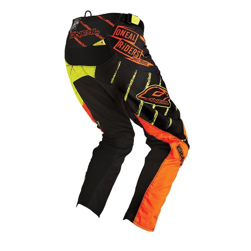 O'Neal Herren Motocross Hose Mayhem Revolt, Orange