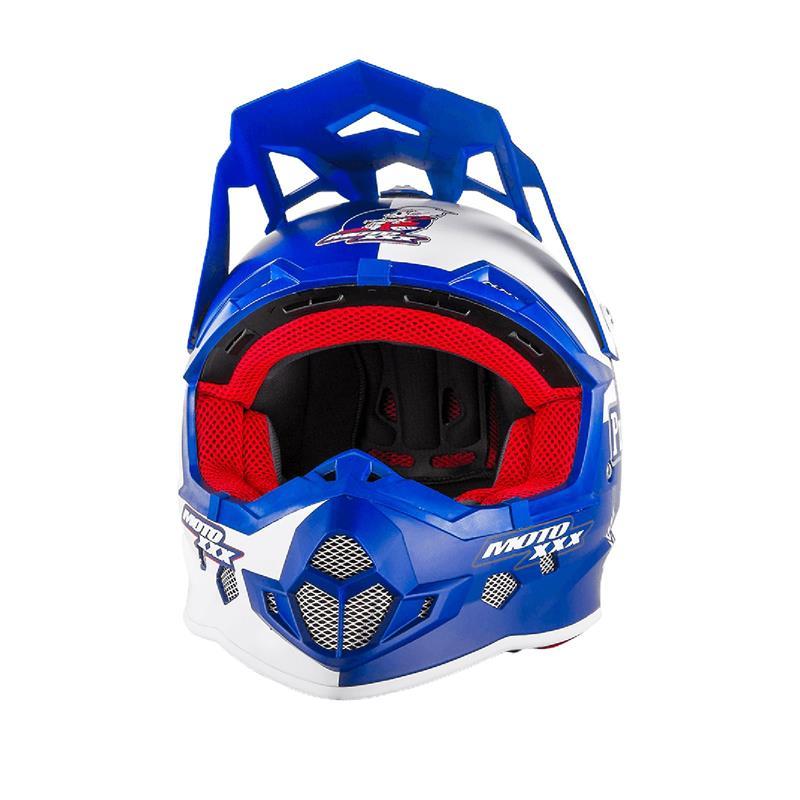 O'NEAL Crosshelm Moto XXX PBX, Blau