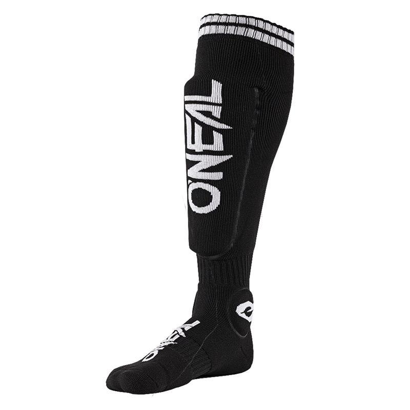 O'NEAL Unisex Protektorensocken MTB Protector Sock, Schwarz
