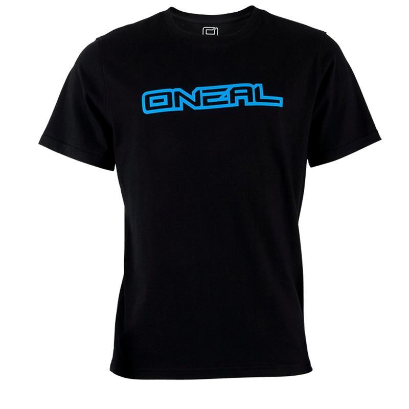 O'Neal Unisex T-Shirt Piledriver, Schwarz