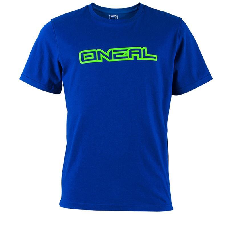 O'Neal Unisex T-Shirt Piledriver, Blau