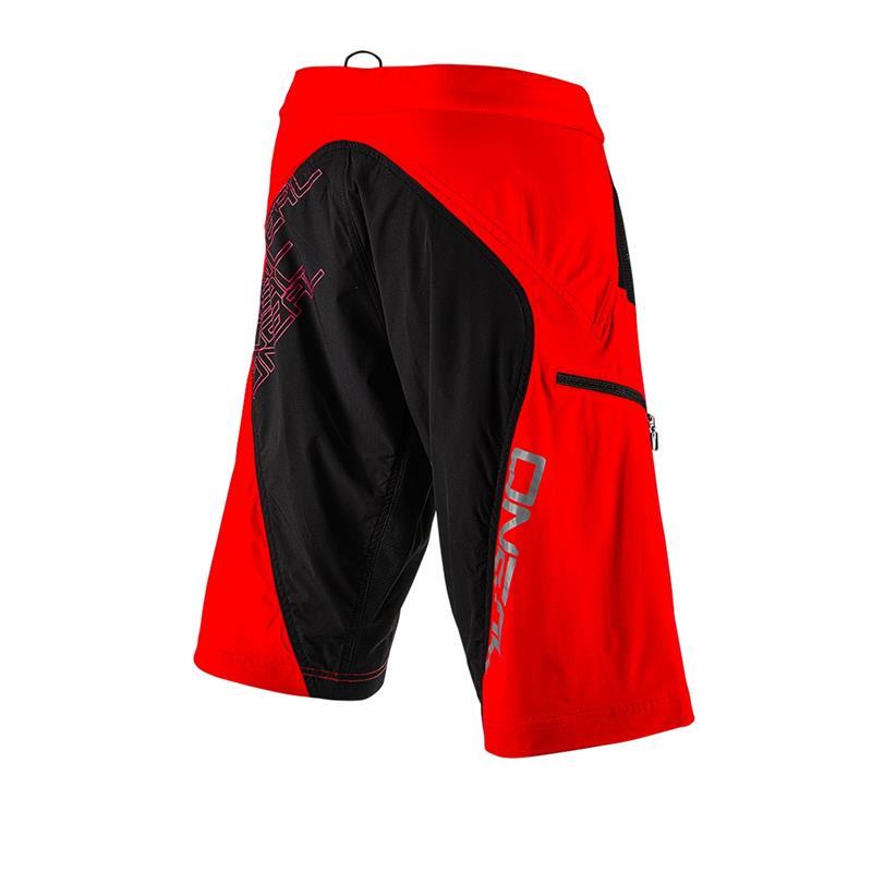 O'Neal Herren Downhill Shorts Pin It, Rot