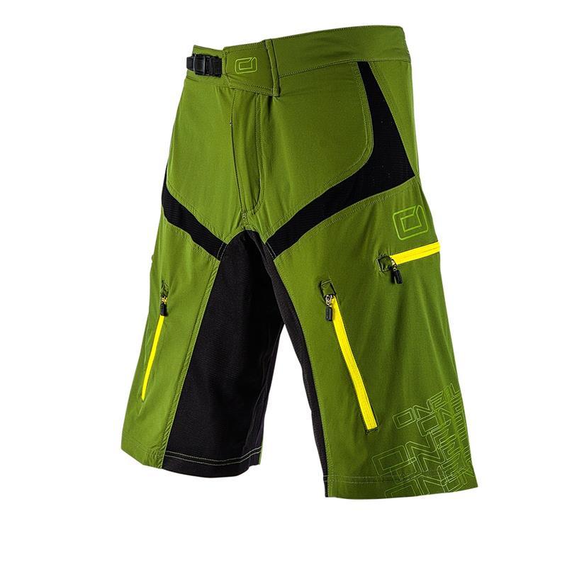 O'Neal Herren Downhill Shorts Pin It, Grün