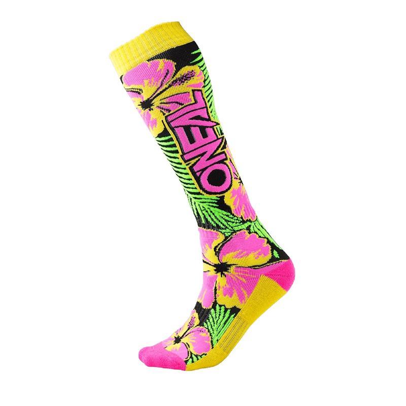 O'NEAL Unisex Socken Pro MX Island, Pink