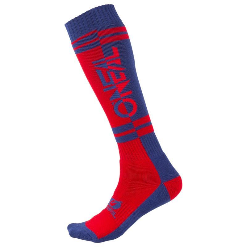 O'NEAL Unisex Socken Pro MX Twoface, Rot