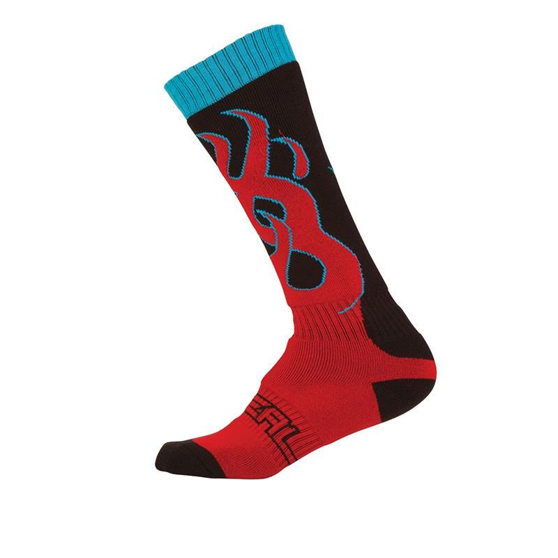 O'Neal Unisex Socken Pro MX Torch, Rot