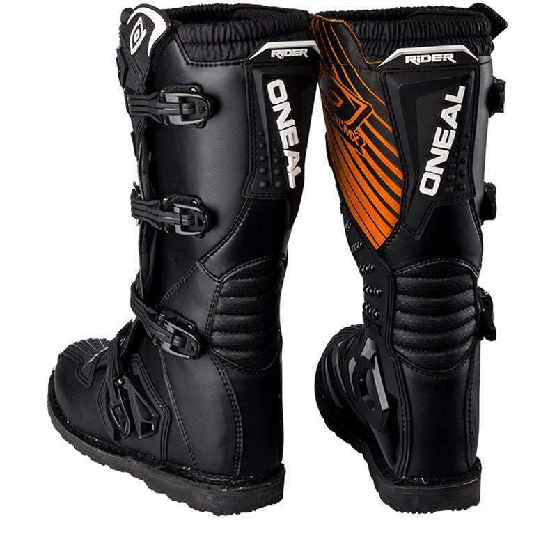 O'Neal Unisex Motocross Stiefel Rider Boot, Schwarz