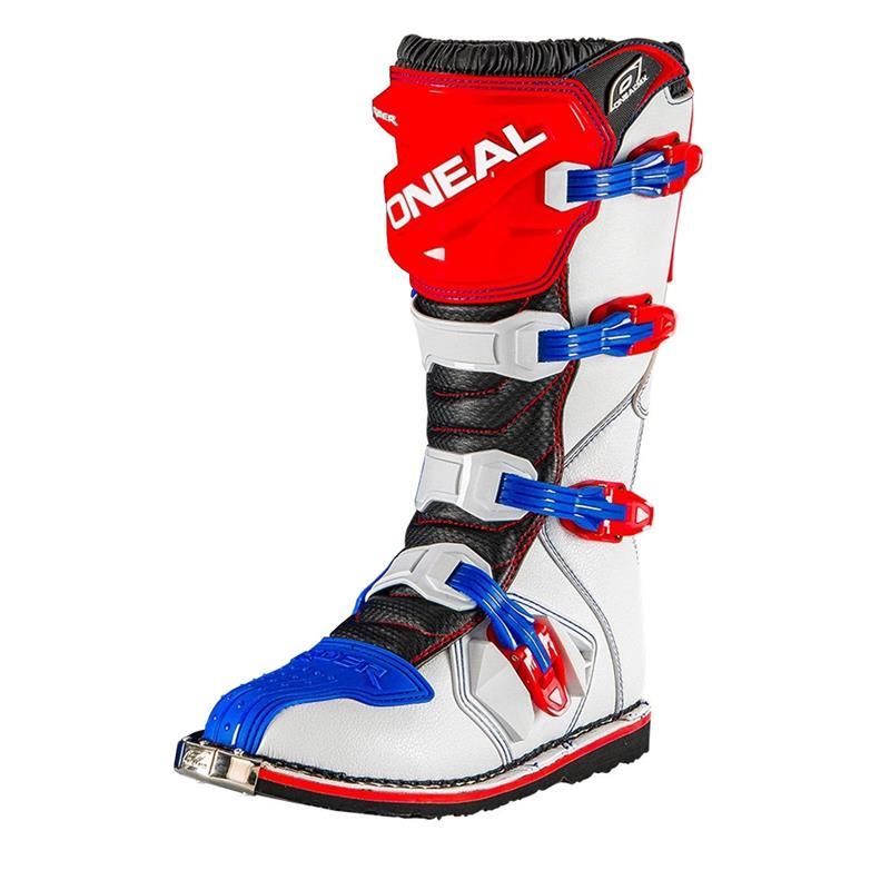 O'NEAL Unisex Motocross Stiefel Rider Boot, Weiß