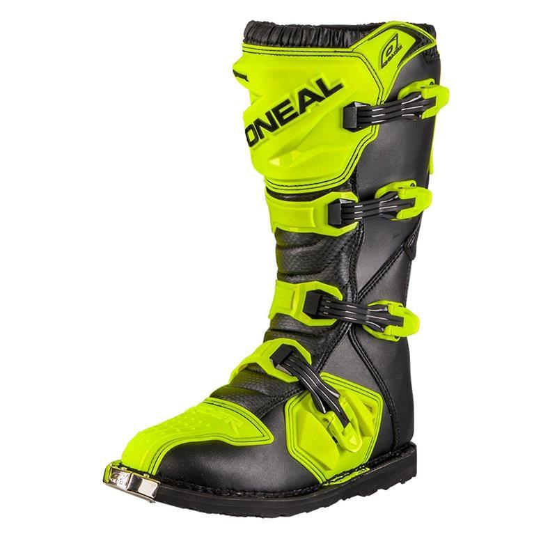 O'Neal Unisex Motocross Stiefel Rider Boot, Neon Gelb
