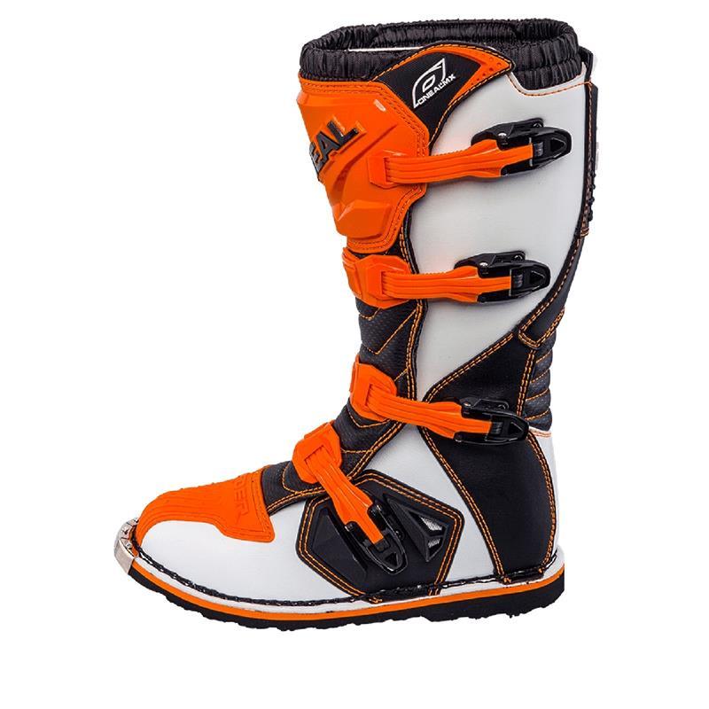 O'Neal Unisex Motocross Stiefel Rider Boot, Orange
